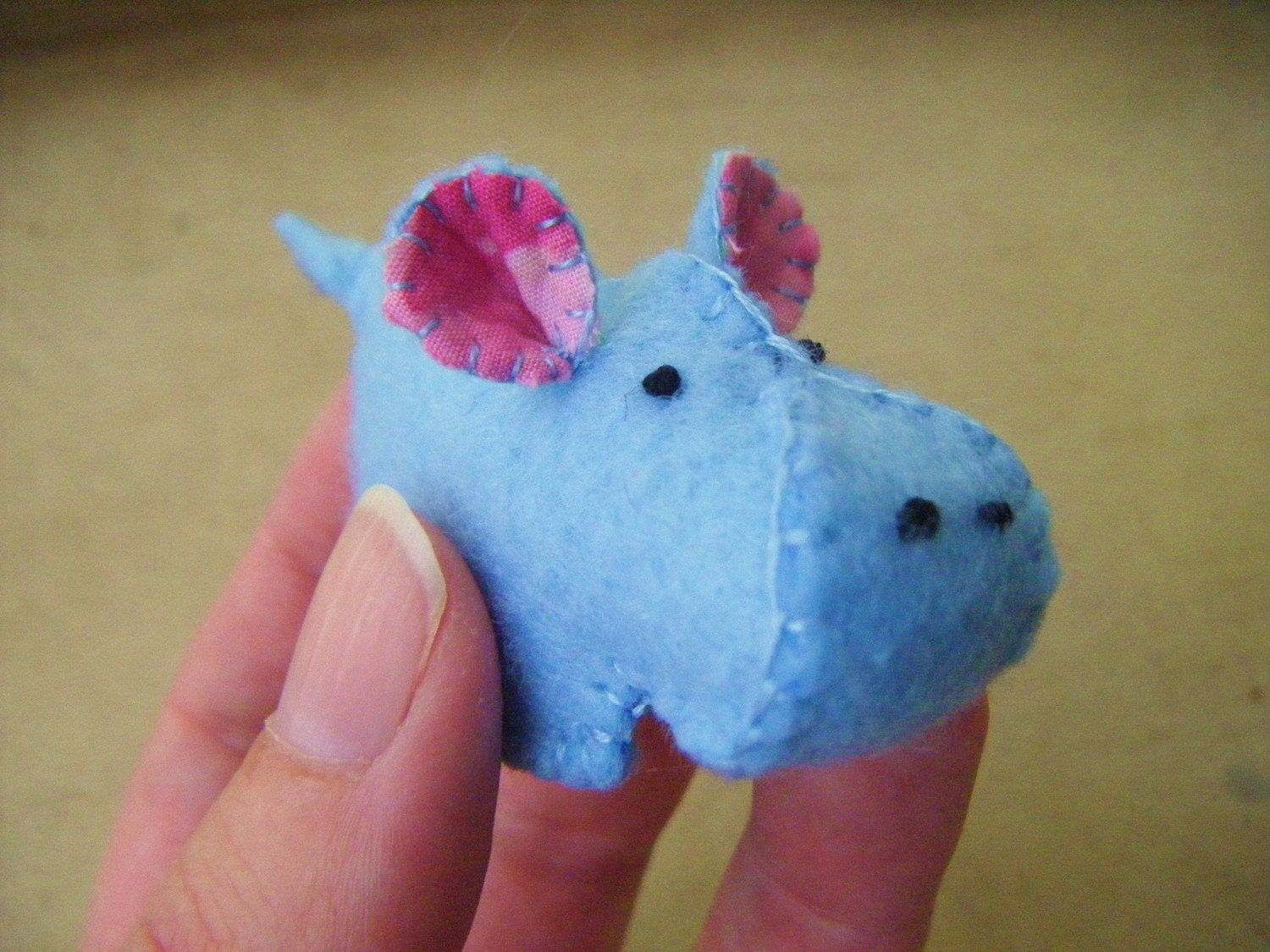 Pocket Hippo - Periwinkle