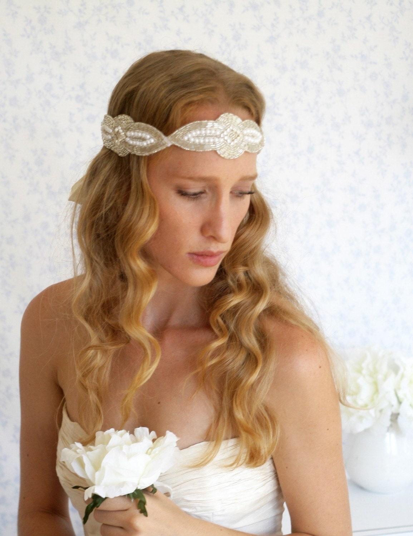 silvery crown/sash - a Versatile Piece