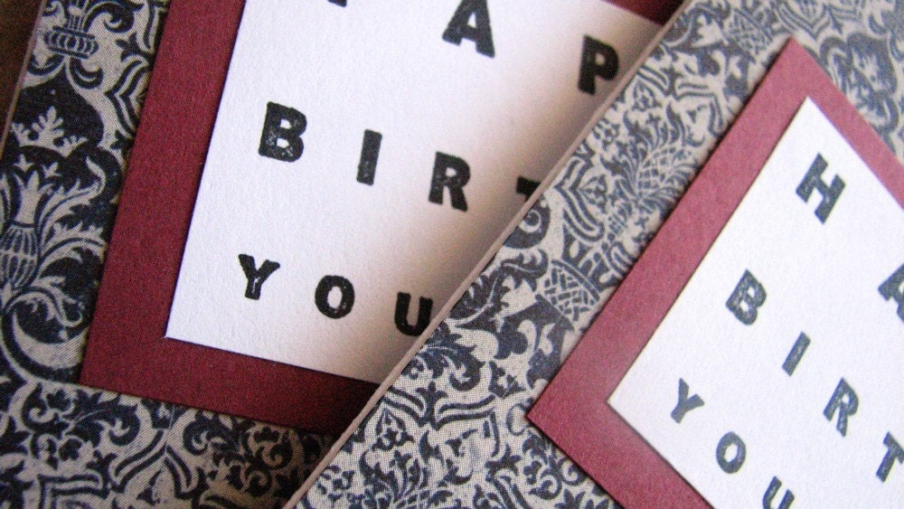 2 birthday cards for old people 2