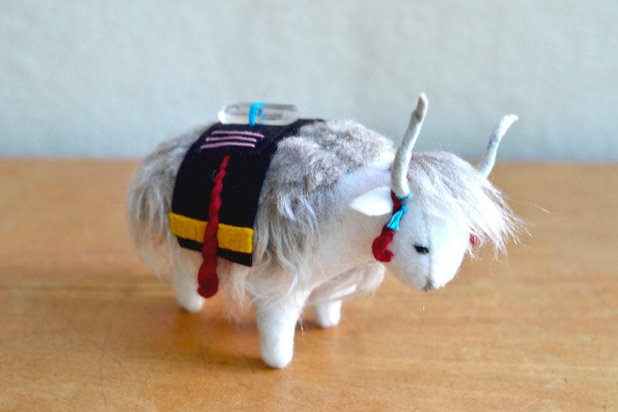 yak soft sculpture