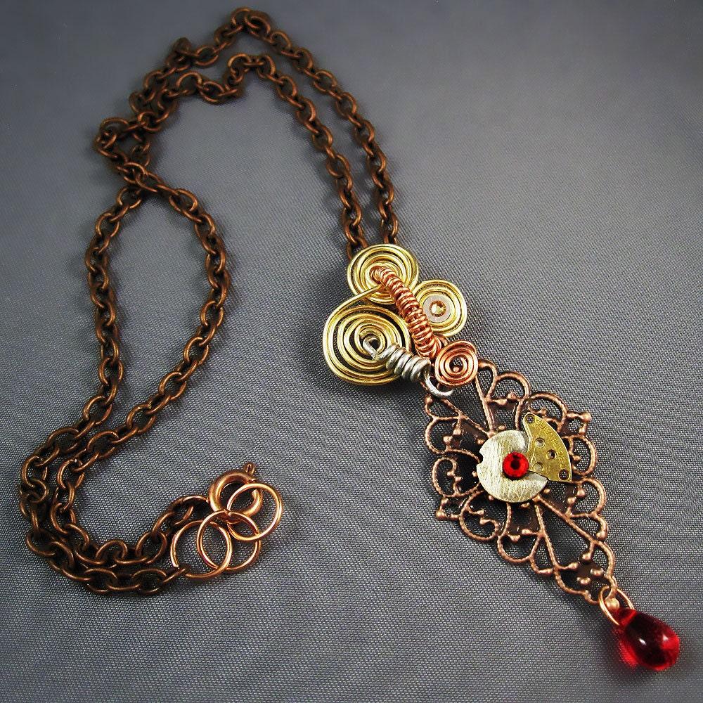 Springs Eternal Necklace