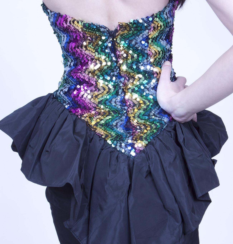 Plus Size 80s Prom Dresses 45