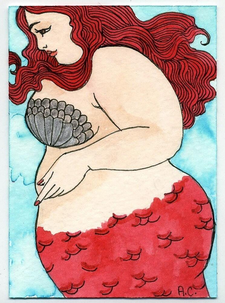 The Big Mermaid!
