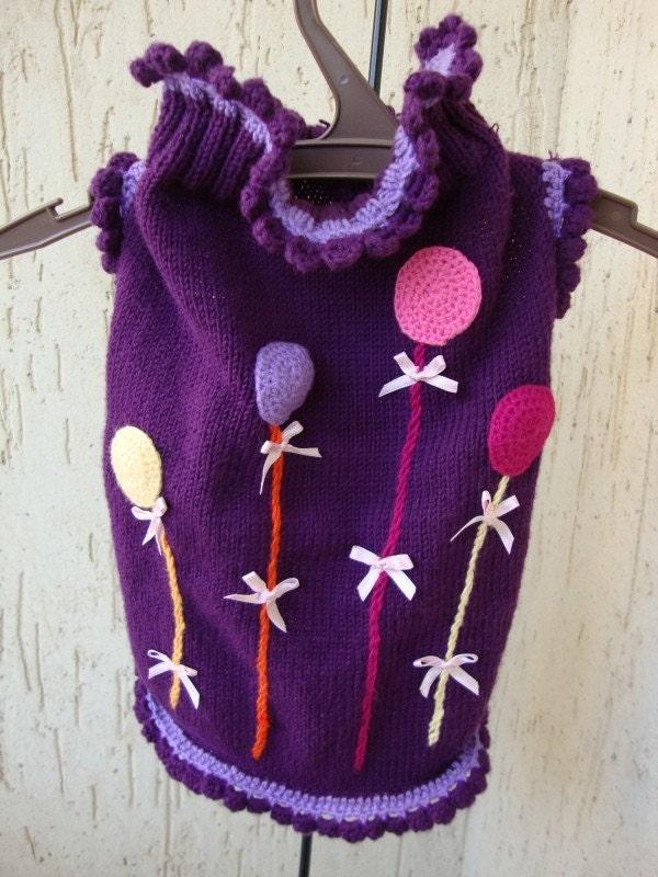 Вязание одежды для йорков