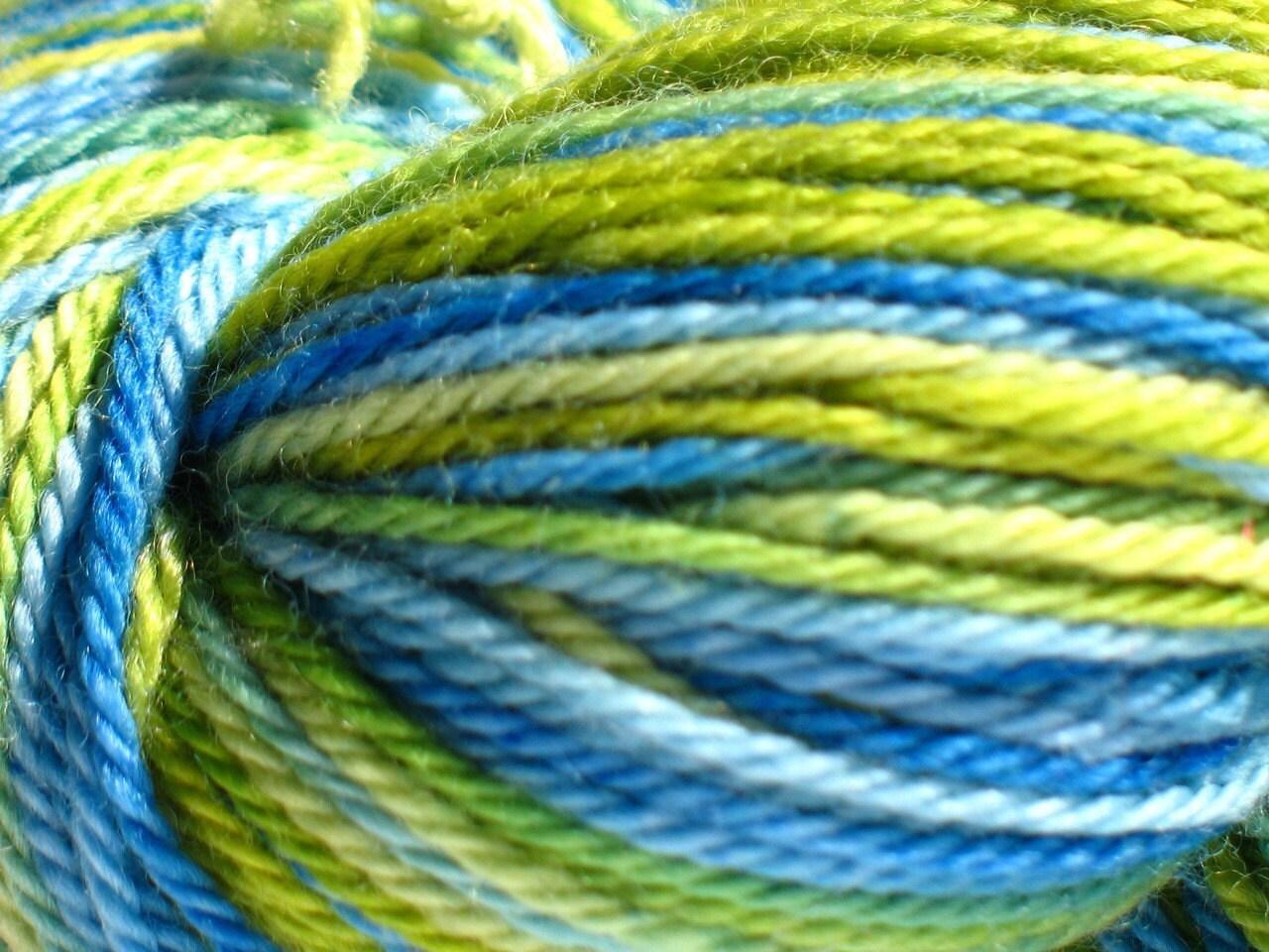 Fresca - Superwash Merino Heavy Fingering Sock Yarn