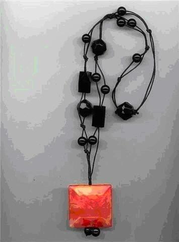 Stream Necklace.