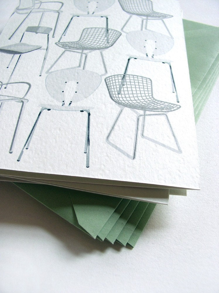 noteset with chairs