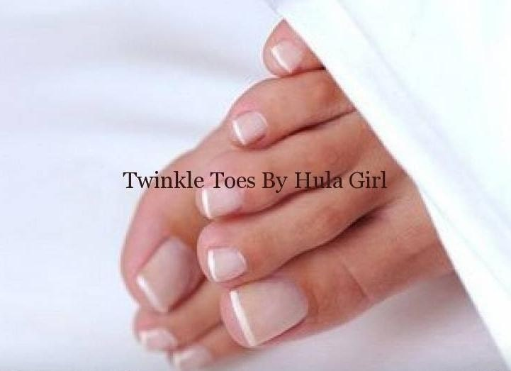 Twinkle Toes... Peppermint Pumice Bar