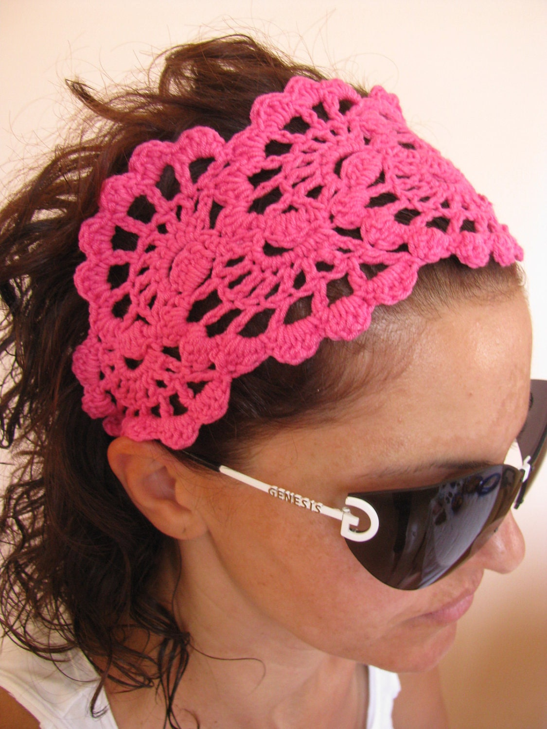 CROCHET PDF Pattern Summer Fashion Accessories by ARTcrochet