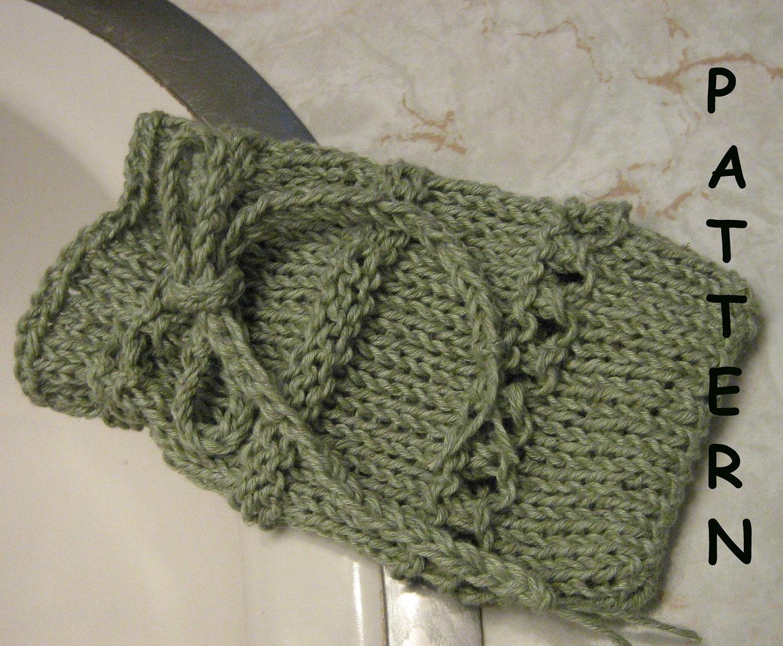 Knit Soap Saver Pattern