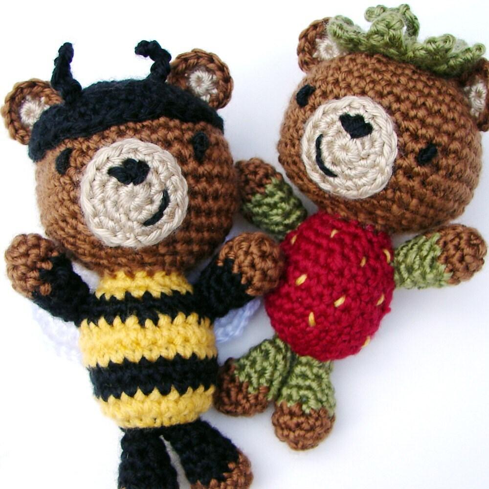 YARN BEE CROCHET PATTERN - Crochet ? Learn How to Crochet