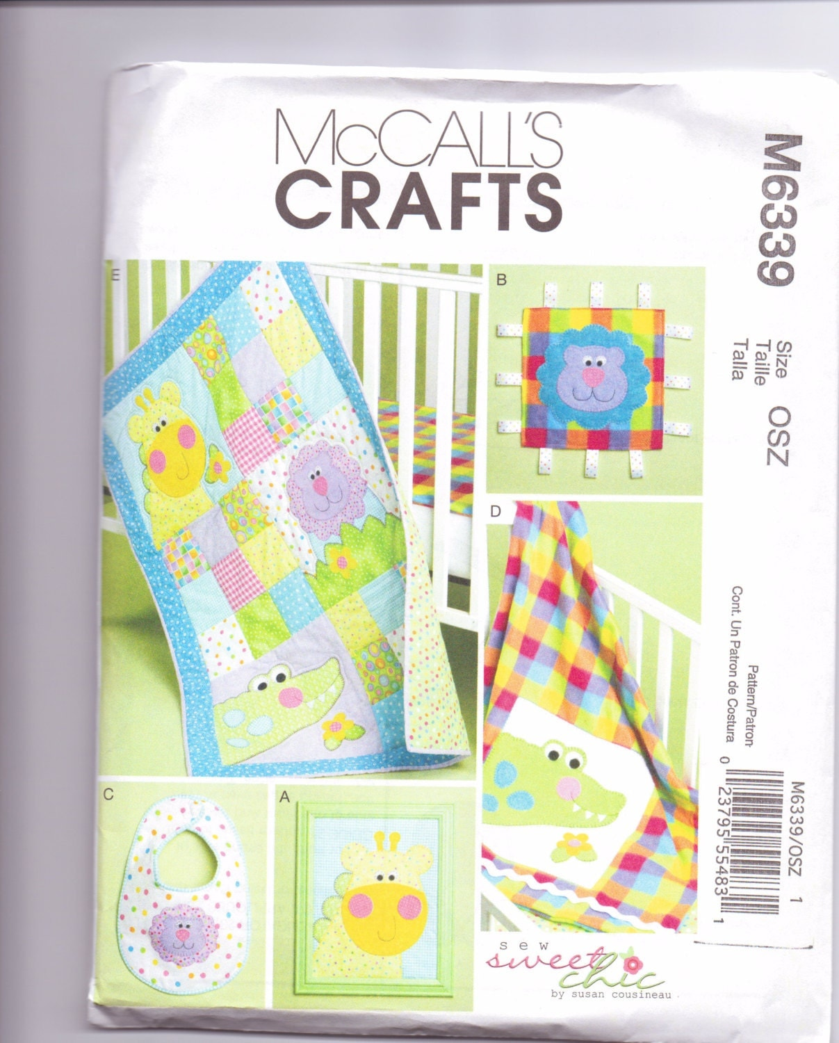 Free Baby Quilting Patterns from McCall's Quilting! FREE