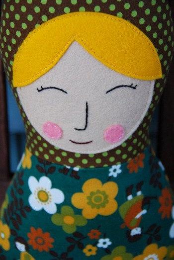 Matryoshka Doll - Lenora