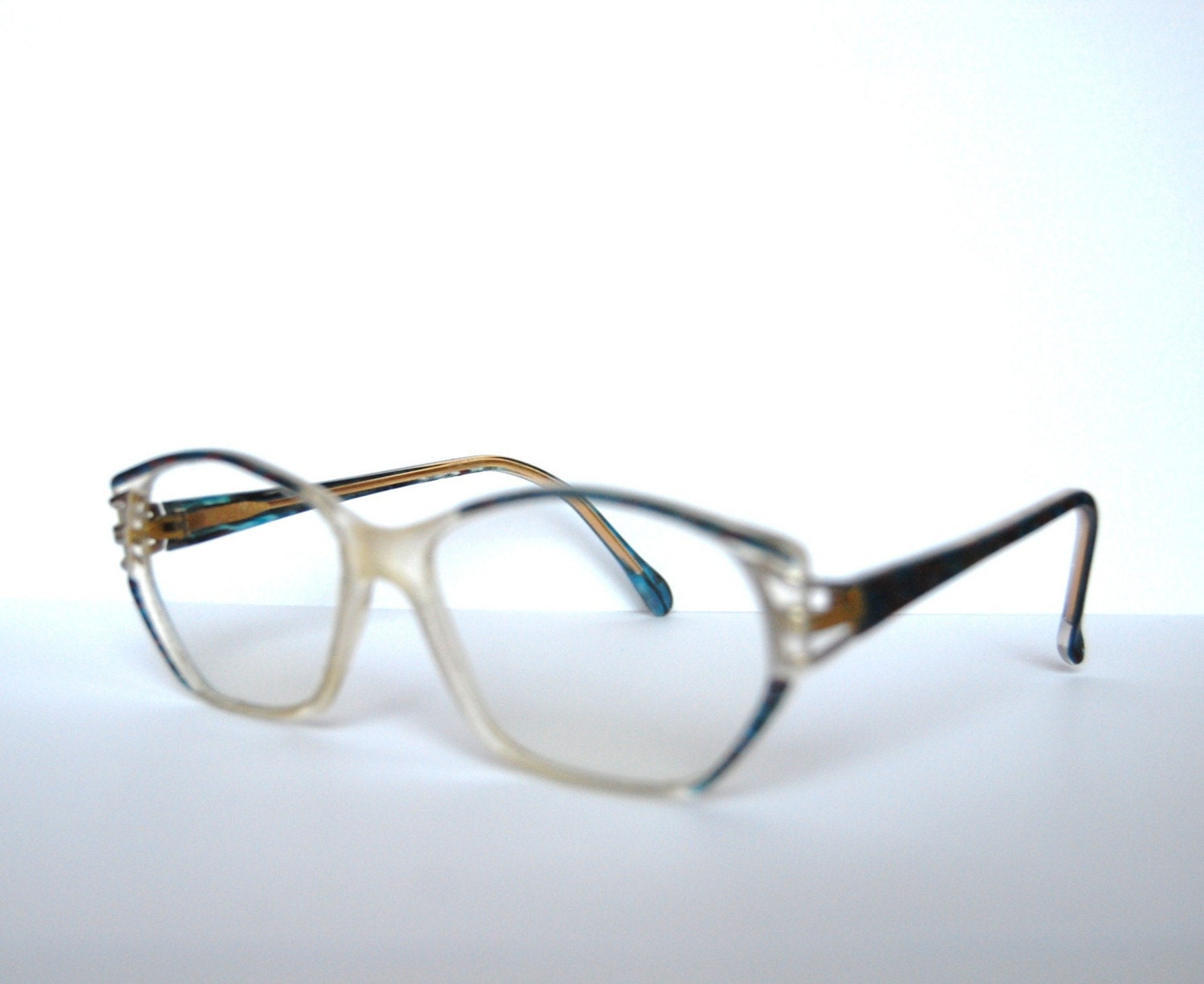Vintage eyeglasses spectacles Germany by RetroEyewear on Etsy from etsy.com