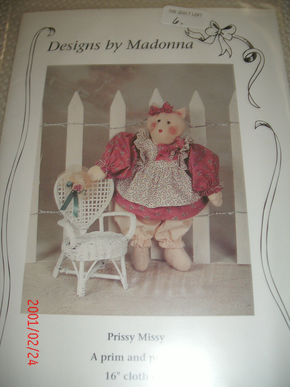 Little Missy Doll Knitting Pattern - Welcome to Hands Ashford
