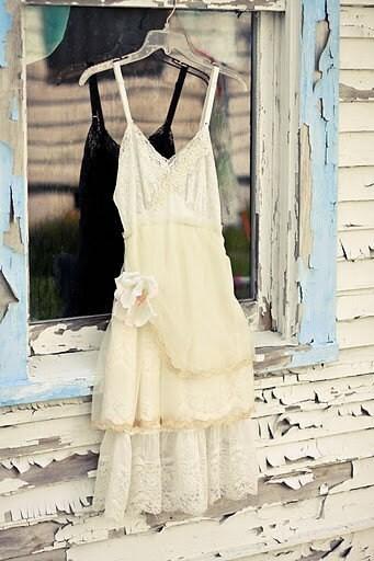 Wedding dress- Seafoam and Roses Custom Bridesmaid dress