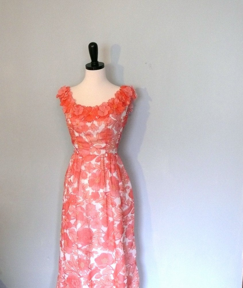 r e s e r v e d The Magnolia Trees Bloom Dress