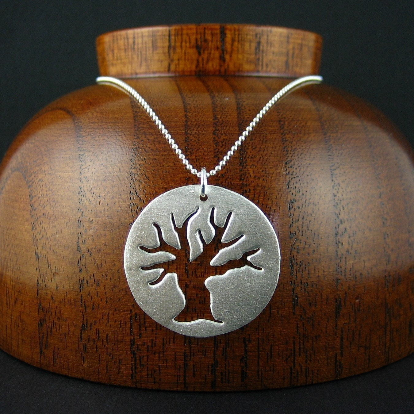 QuellyRues Blog Craft For A Cause Baobab Tree Necklace