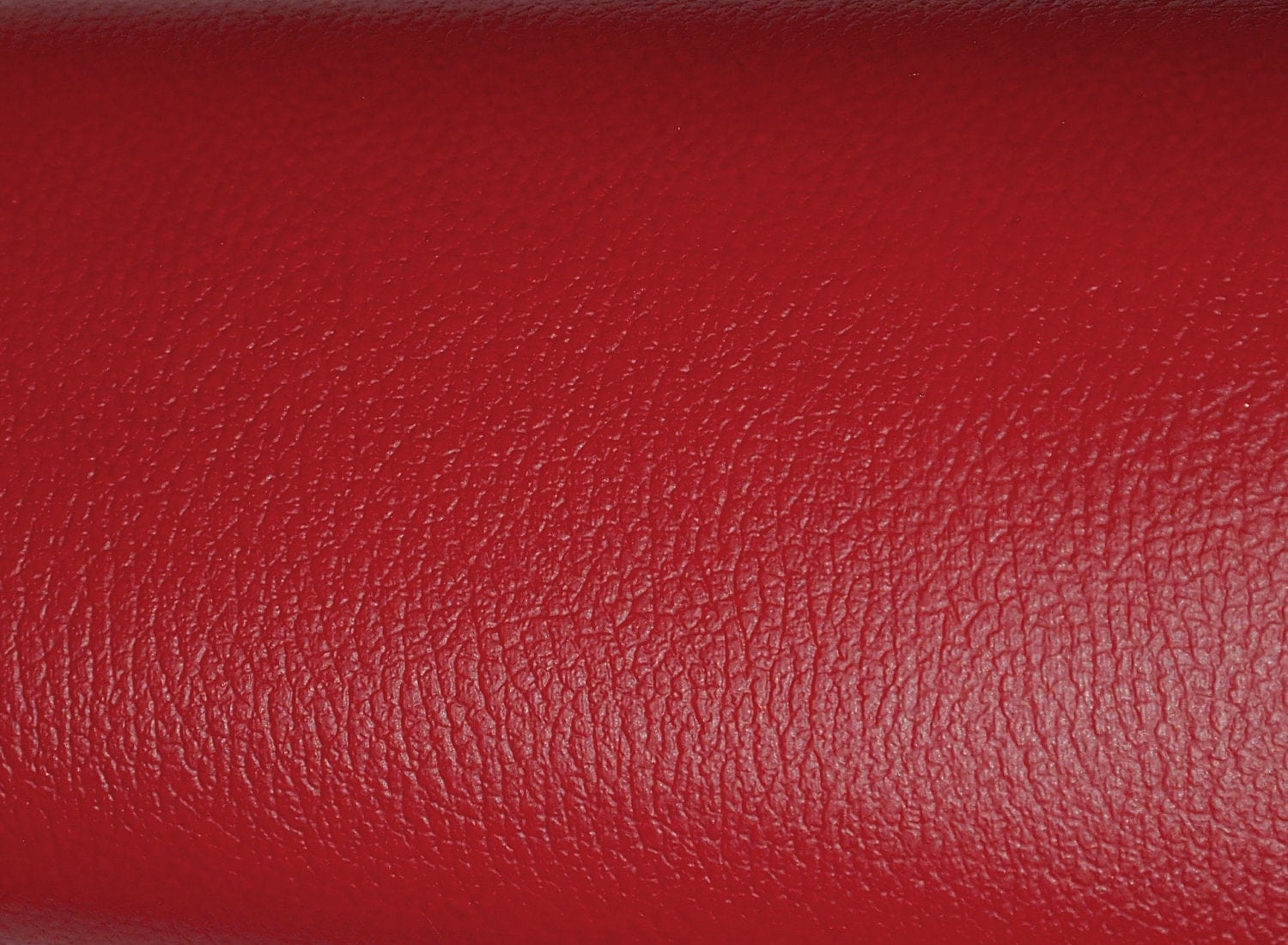 Items similar to pleather faux leather fabric deep red for Red leather fabric