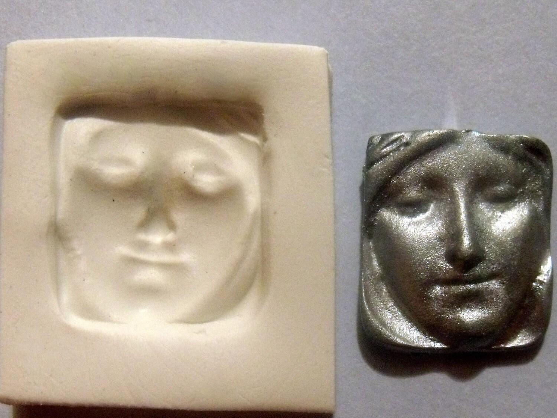 goddess face molds