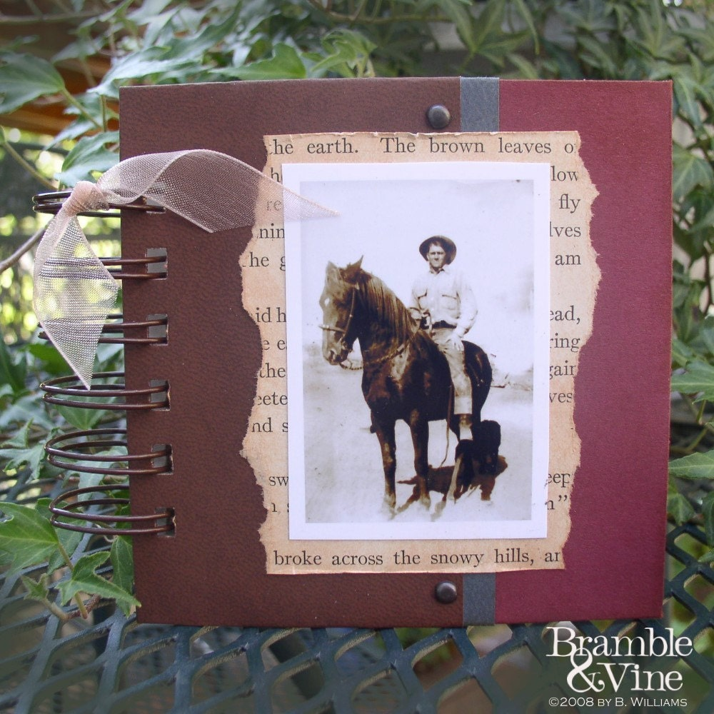 Cowboy Book Bramble & Vine