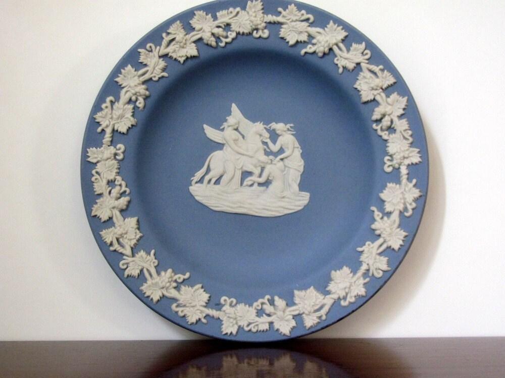 Vintage Wedgewood Miniature Plate, England
