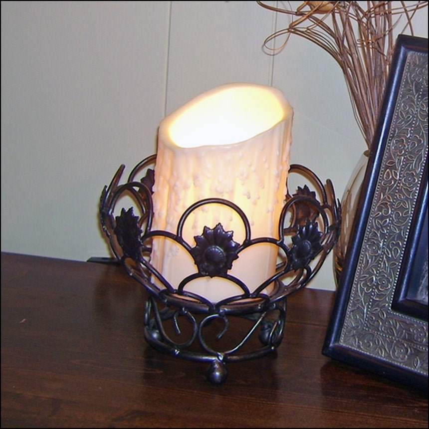 Etsy :: kamlampcompany :: Electric Candle Lamp....no batteries.....no open flames.....no mess from etsy.com