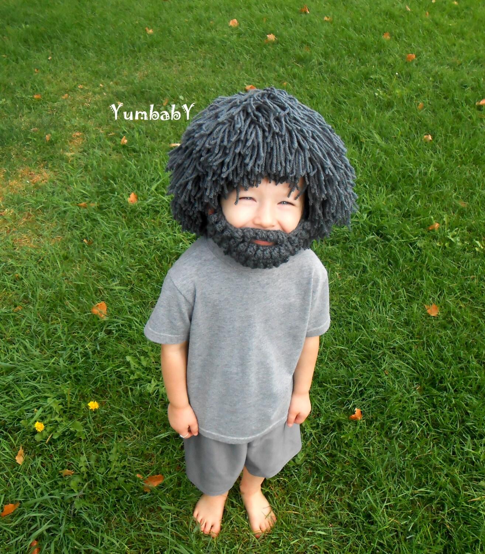 Забавные шапочки для детей своими руками