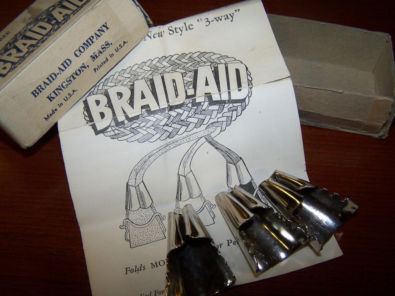 Vintage Braided Rug Making Tool Braid Aid By Vintagique On