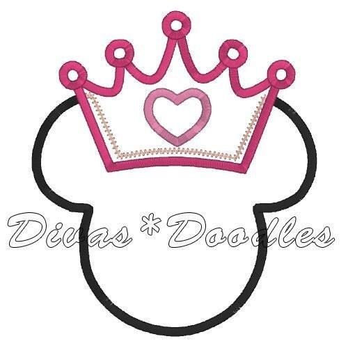 printable princess crown template. Princess crown pattern