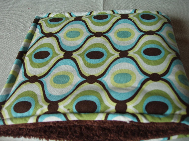 Burpy pillow-- Baby boy