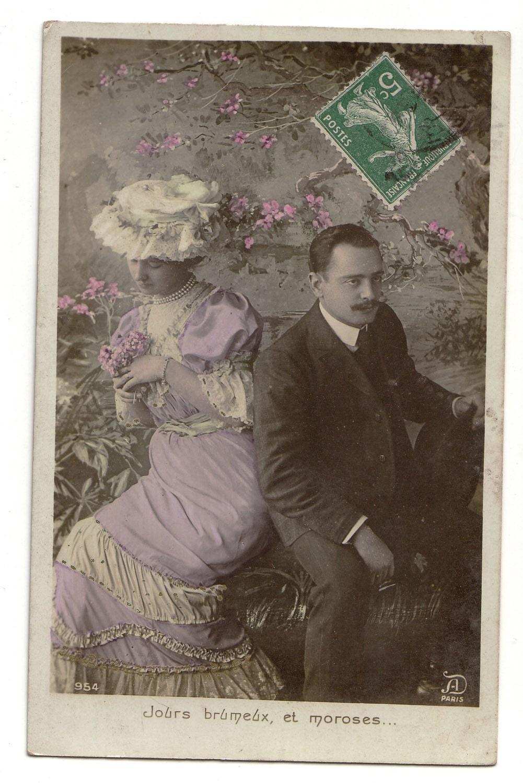 Мария-Луиза (открытка)