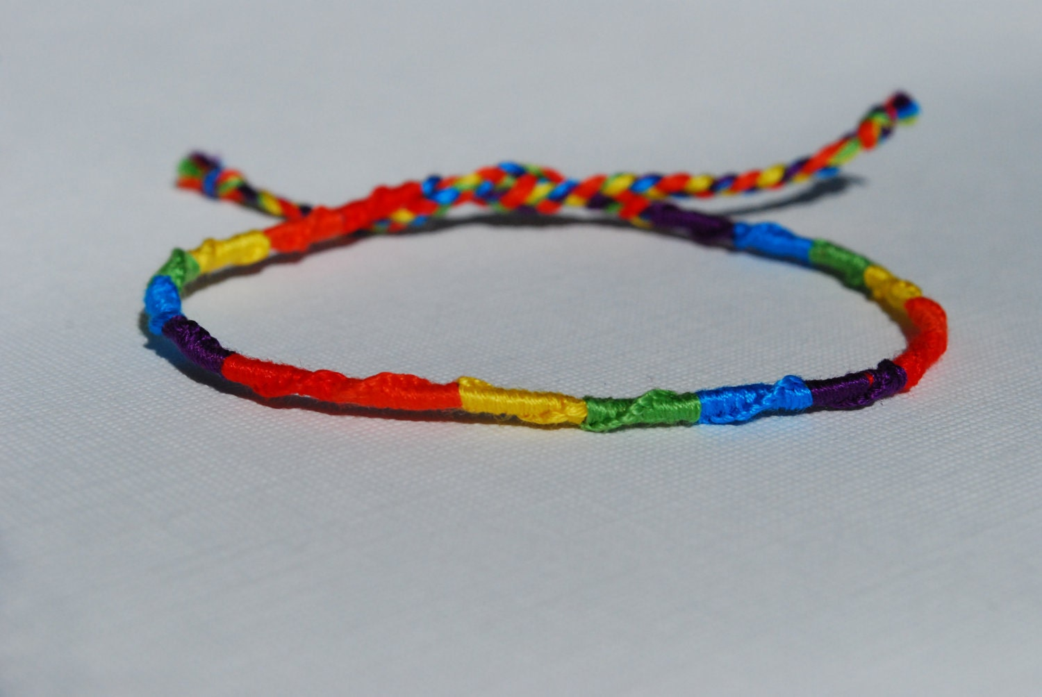 How to make friendship bracelets chinese staircase