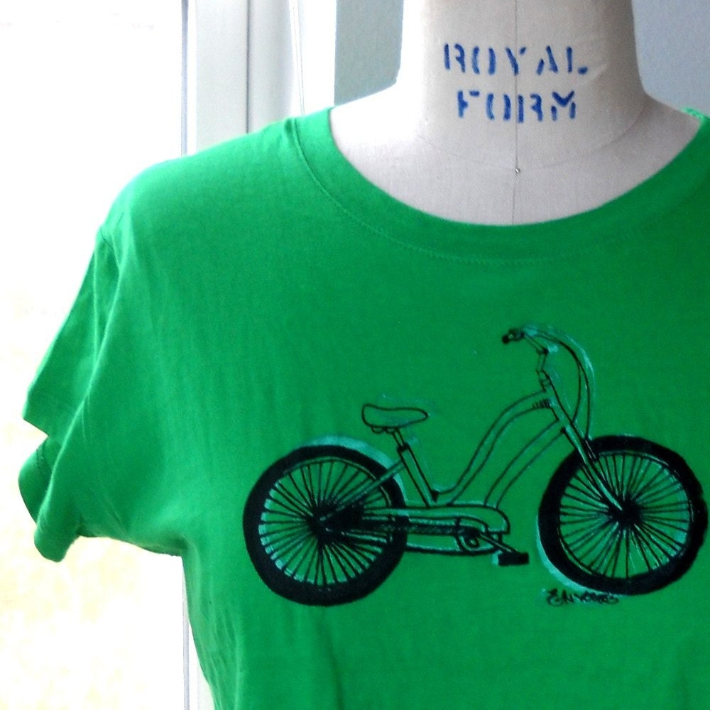 Double Vision Bicycle Shirt sz XL