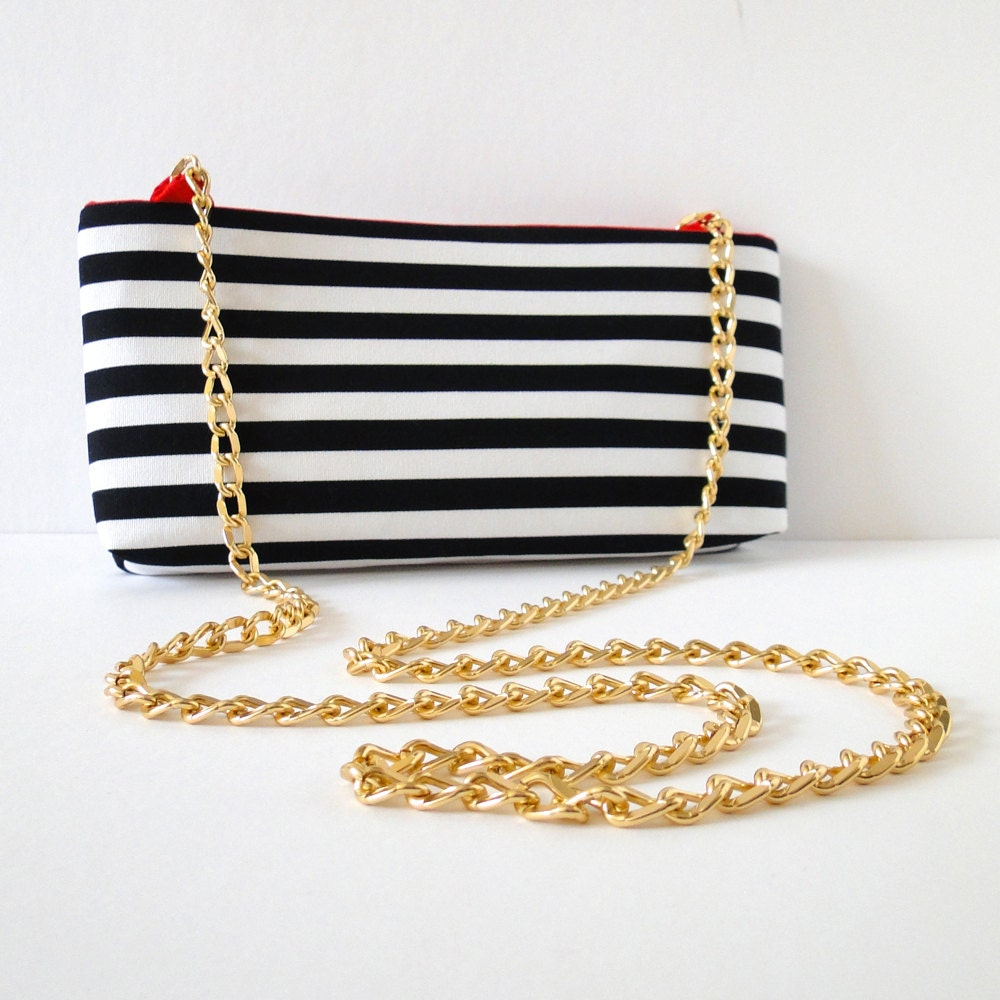 Crossbody Clutch Purse by Fabric Paper Glue