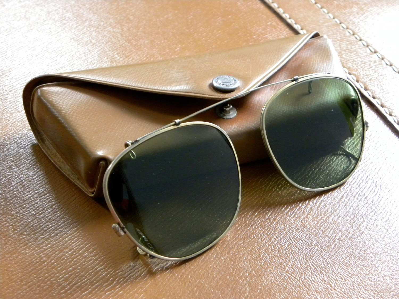 ban frames with clip on sunglasses louisiana