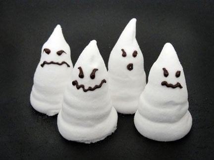 Marshmallow Ghosts by Have It Sweet