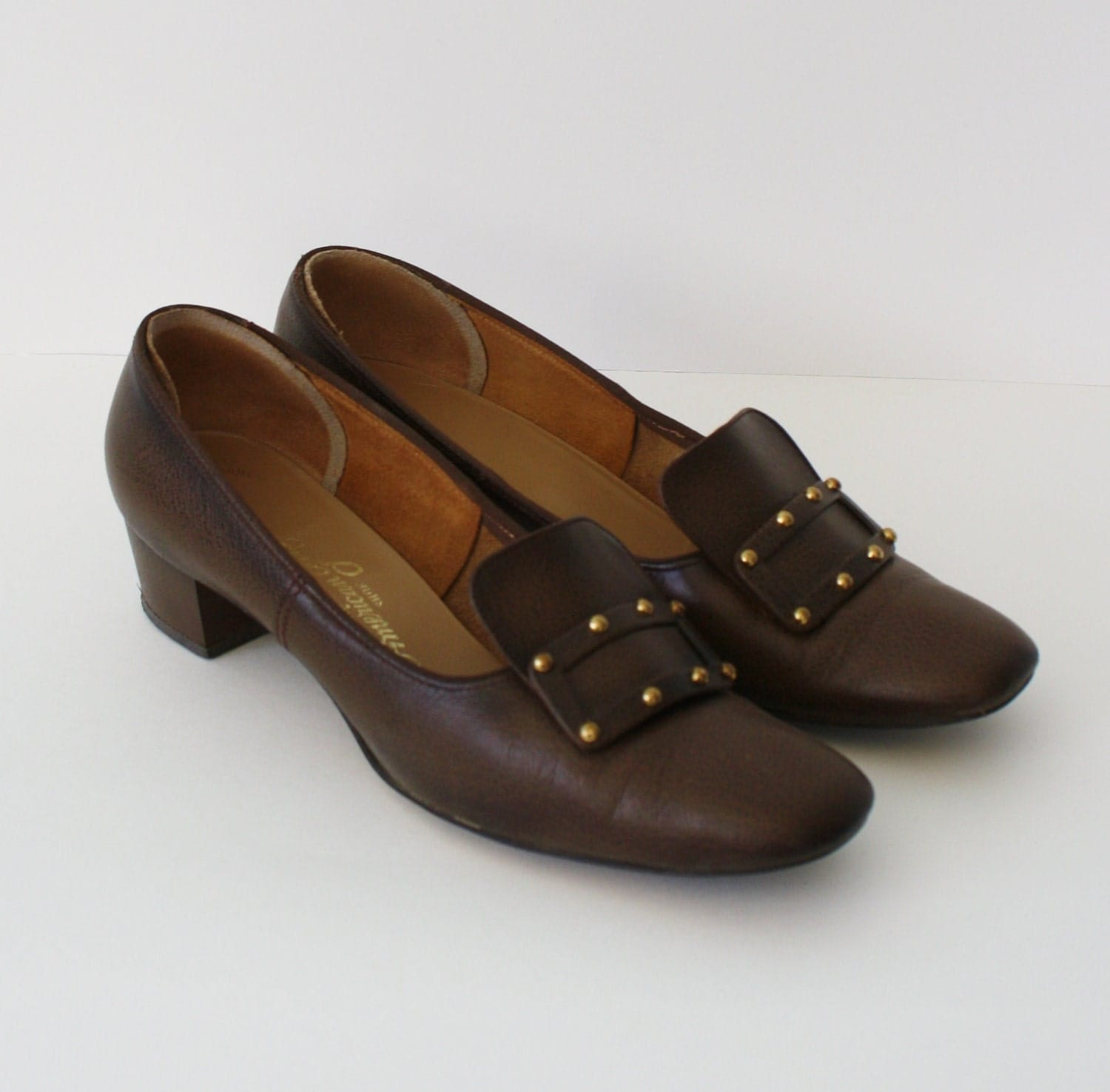 1950s shoes the american girl shoe vintage brown leather oxfords