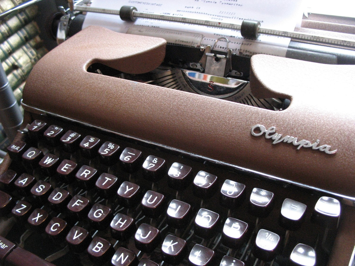 Olympia Office Typewriter