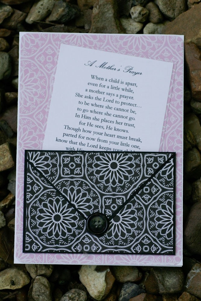 sympathy card miscarriage infant or child by