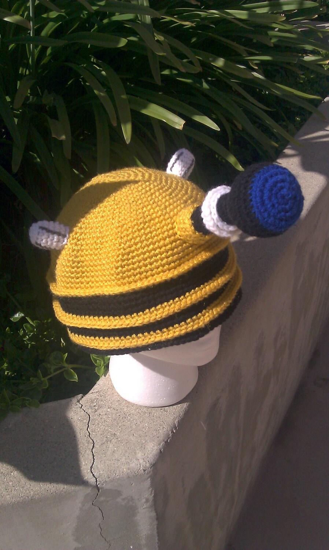 Awesome Dalek hat with eye stalk