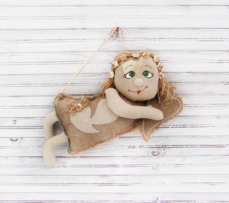rustic doll,Primitive Doll, hand made doll, Rag Doll, Art Doll, funny doll, Home Decor, Cloth Doll, Child Friendly