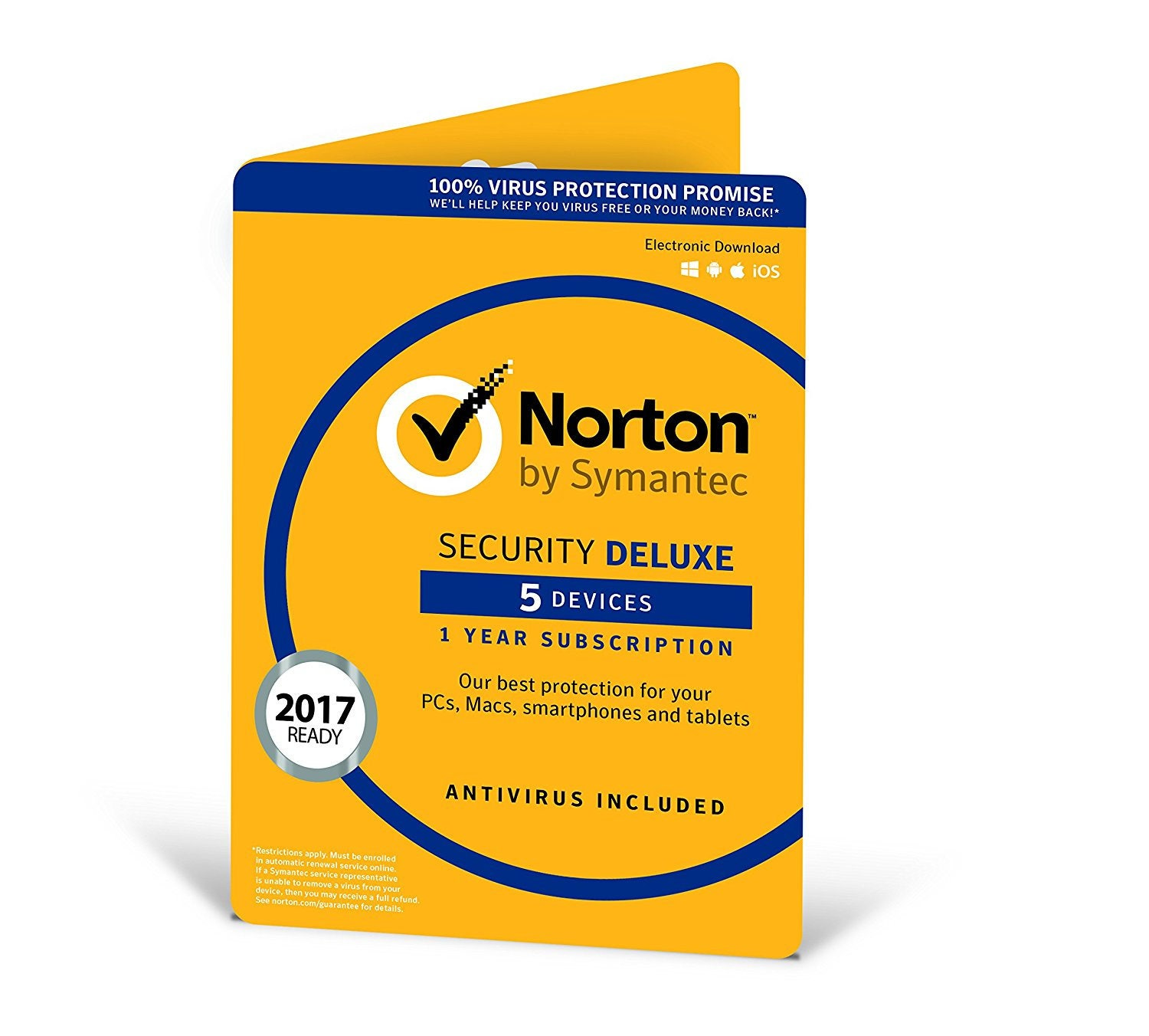 Norton 360 Internet Security 2017