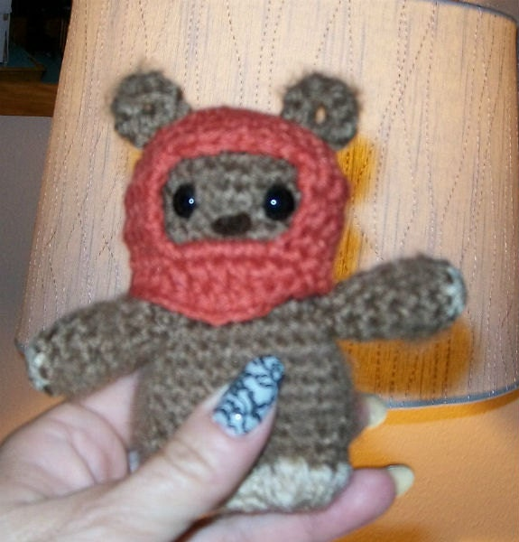 Ewok Crochet Amigurumi : Unavailable Listing on Etsy