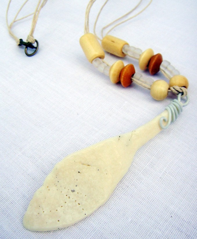 Sun Bleached Beauty Necklace 30% off!!