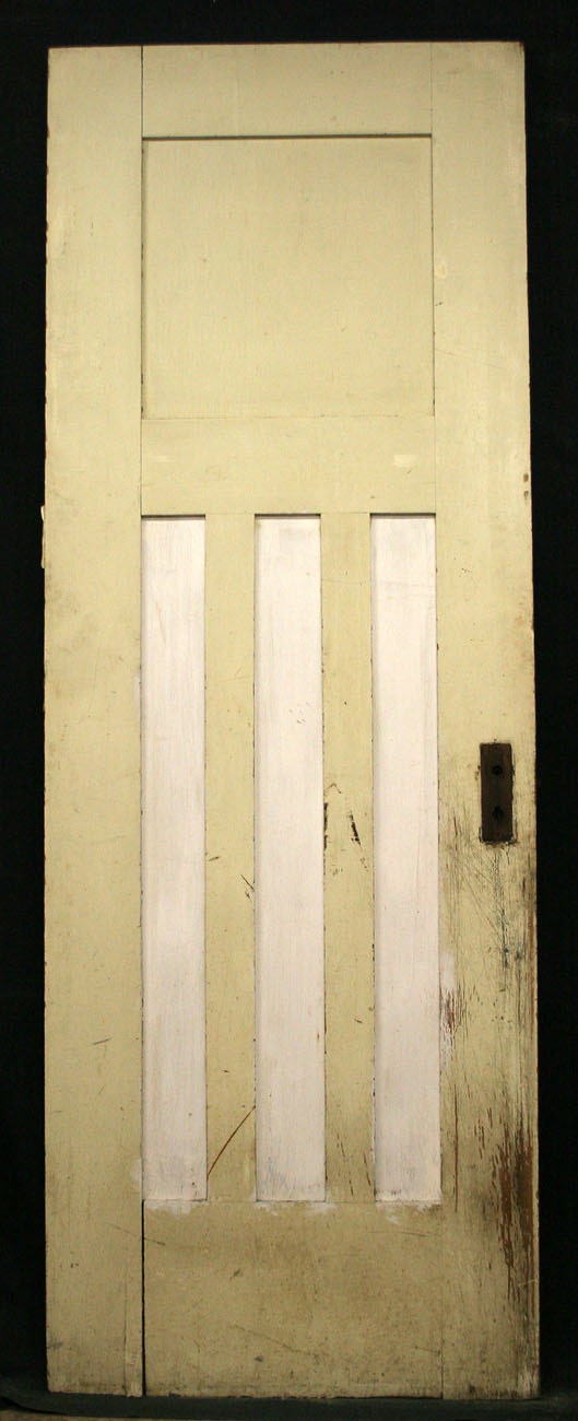Items Similar To 30 X84 Antique Arts Crafts Craftsman Pine Wood Interior Door Shaker Style