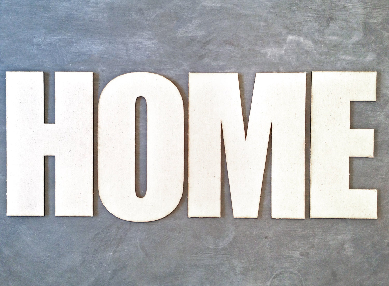 Http Www Etsy Com Listing 128720016 Large Canvas Letters Home Home Decor