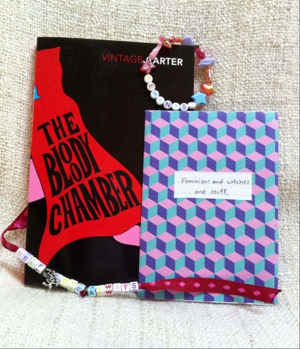 the bloody chamber essays
