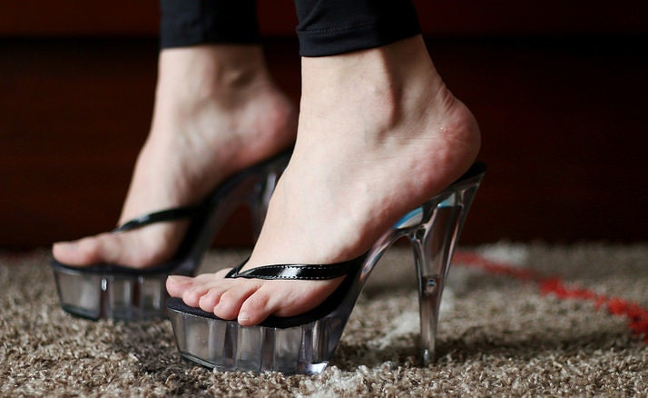 high heels feet fetish № 4935