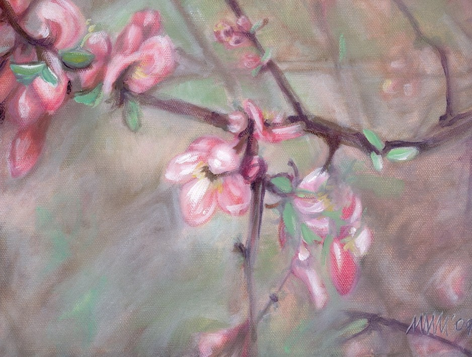 Spring Blossoms Limited Edition Print